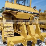Used Track Dozer With Ripper Cat D6H /Used Caterpillar D6H LGP Dozer/Cat D3C D4C D4H D5G D5H D6H D7H D7 Crawler Bulldozer