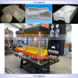EPS Semi-Atuo Shape Molding Machine ( polystyrene foam board moulding machine ) for foam machine