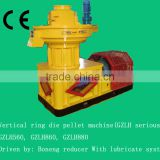 CSRPM 2015 ce ring die rice husk ash pellets machine