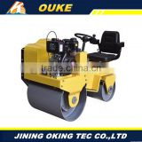 used smooth drum roller,spunch roller,OKR-850 vibration pump for road roller