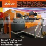 NEW Automatic Flat Bed Die cutting hologram printing hot stamping machine NON Used