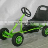 Green Pedal Cars for kids,Mini pedal go kart with CE certificate F100B