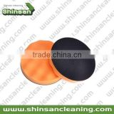 2015 Factory Price car waxing applicator sponge/wax applicator/foam sponge