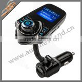 FM Transmitter, Patuoxun Bluetooth MP3 Player FM Transmitter USB Car Charger Hands-Free Calling Wireless Radio Car Kit