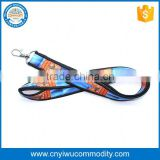 customized No MOQ Pretty Polyester Tool safety lanyard