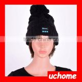 UCHOME Bluetooth Hat Wireless Bluetooth Beanie hats with built in headphones