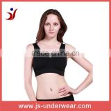 2014 hot selling cotton bandeau top, Sport bra for new style wholesale,JS-8189, B/C cup, Accetp OEM
