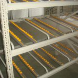 Warehouse Carton Flow Pallet Rack / Roller Racking Systems