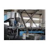 Water cooling Recycle Plastic granules making machine for regranulation plant for PET bottle scrap