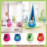 High Quality Indoor Hammock Chair for Children Cute Colorful Garden Hanging Kids Swing Chair