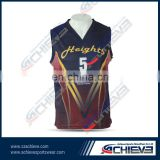 Reversible basketball vest new custom basketball jerseys 100% polyester soft feeling basketball jersey