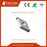 High Speed Turning bearings instead of grinding with BN-H11 PCBN Insert from Halnn Superhard Materials