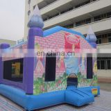 2015 Guangzhou AIER princess castle playgrounds inflatable