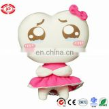 Cute girl figure toy cry face emotion lovely huggable doll