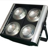 Four-eyed audience COB stage lighting disco illumination light