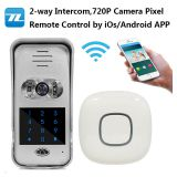 WIFI/4G control by smart phone Wireless smart doorbell novelty doorbell wireless solar doorbell TL-WF02