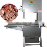 restaurant use meat and bone sawing machine  beef pork sawing machine