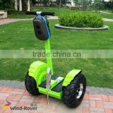 self-balance 2000w electric snow scooter electric scooter with big wheels