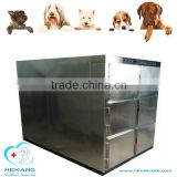 stainless veterinary clinic mortuary refrigerator