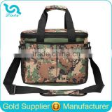 Fashion Camouflage Printing Picnic Cooler Bag Outdoor Travel Insulated Picnic Cooler Bag