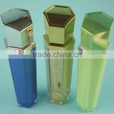 120ml water mist spray bottle made of high-grade Acrylic for cosmetic pack from China Supplier