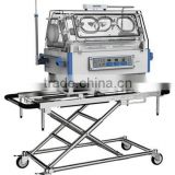 2016 Low noise and long Life-span Transport Infant Incubator