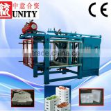 double screw t die head extrusion EPS building machine