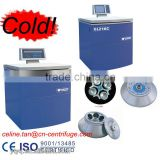 GL21M of Yingtai floor standing high speed refrigerate health medical centrifuge machine for blood with CE &ISO