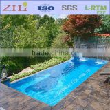 2016 NEW Rectangle Inground FRP Fiberglass Swimming Pool                                                                         Quality Choice                                                     Most Popular