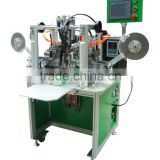 L shape multi-point spot welding machine twsl-7500 for Aluminum Battery for India Factory