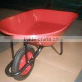 WB7200, heavy duty construction wheelbarrow