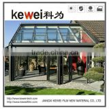 Thermal insulation window film for residential decoration,sun control window film for home decoration