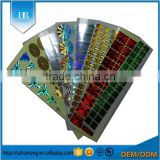 Custom foil 3d hologram sticker with manufacture security hologram sticker                                                                         Quality Choice