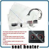 Factory Price Special Cars Portable Car Seat Heater