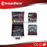 188pcs electrical tools names/professional mechanics tool sets/kraftwelle germany tool cabinet