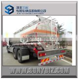 aluminum 5000 liters fuel tank truck 30000 liters diesel oil tank truck , 20000 liters fuel tanker truck for sale                                                                         Quality Choice