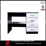 Model White Wall Mounted Cheap Dressing Table Designs with Drawer