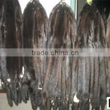 Factory direct selling luxury mink fur skin export standard