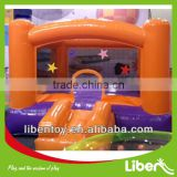 2014 newest and perfect design cheap inflatable bouncers for sale LE.CQ.095