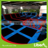New Indoor Bungee Jumping Trampoline Areas for Adults and Kids (5.LE.X3.404.324.00)