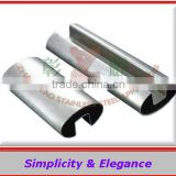 Professional Manufacture of handrail,railing,balustrade,Ornamental Stainless Steel Tubes