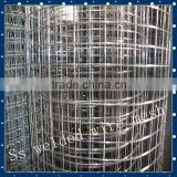 hot dipped galvanized welded wire mesh/stainless steel welded wire mesh/pvc coated welded wire mesh