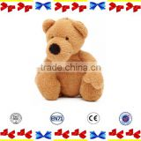 2016 Dongguan creative plush factory promotion teddy bear toy