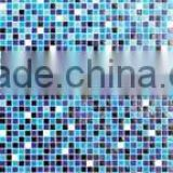 glass mosaic blend shading glass mosaic for interior bathroom kitchen living room wall art tile