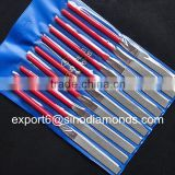 diamond flat bastard files/Diamond file grinding tools