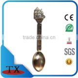 custom bulk mini metal Italy antique souvenir spoon