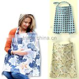 new arrival print 100% cotton breastfeed nursing cover