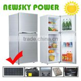 Hot Sale solar energy 60W Power Consumption refrigerator freezer digital temperature controller