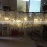 chrome Chain Lighting Chandelier/2 meter length Suspension Light                                                                         Quality Choice