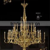 Mariar Theresa crystal chandelier, Brass & Strass chandeliers MD0700-57                                                                         Quality Choice